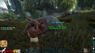 ARK RP - Role Play Evolved Volume 11 - Day 8