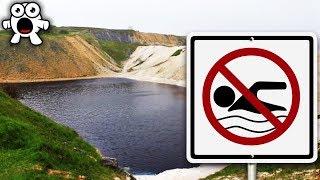 Lugares En Donde Nunca Deberías Nadar o Podrías No Contarlo