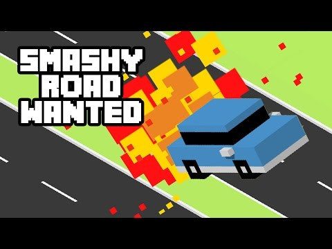 Smashy Road: Wanted - App Review