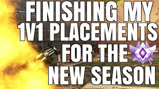 FINISHING MY 1V1 PLACEMENTS FOR THE NEW SEASON   CLEAN CEILING SHOTS   GRAND CHAMPION 1V1