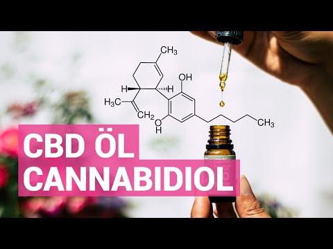 CBD Öl - Cannabidiol Wirkung & Anwendung bei Schmerzen, Angst, Krebs, Depressionen…