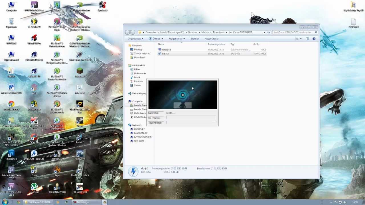 just cause 2 reloaded crack