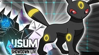 Pokemon Showdown Live Ultra Sun and Moon #86 [Uber] - Um Bro, You're On E