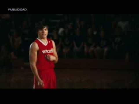 Trailer de High school musical 3 en español