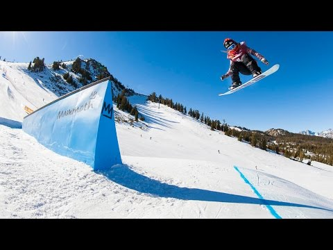 Jamie Anderson's Living The Dream: Episode 6   TransWorld SNOWboarding