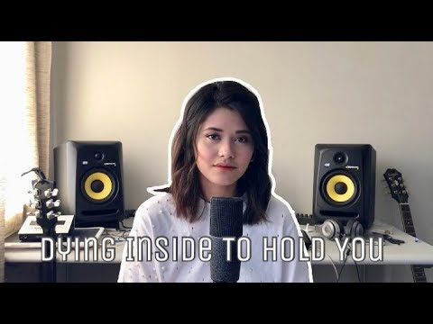 Dying Inside To Hold You - Darren Espanto (Timmy Thomas) (Cover)