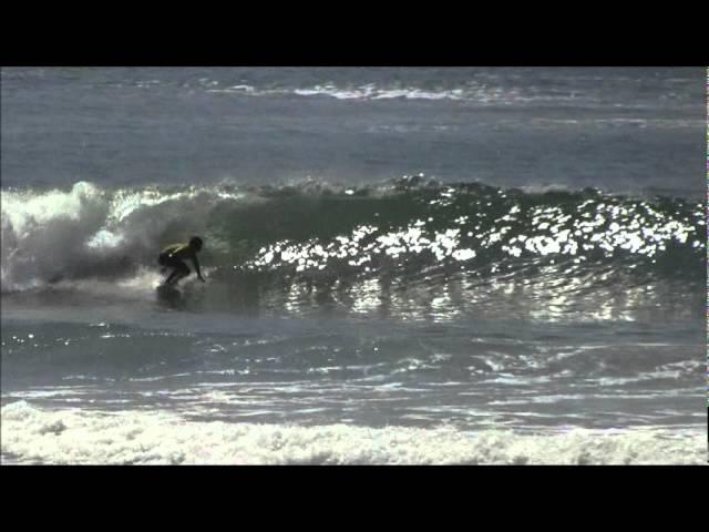 Rosarito Beach Open Pro Am Surf Contest 2011