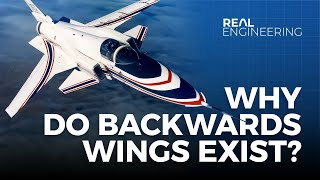 Why Do Backwards Wings Exist?