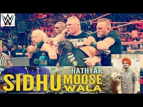 Download Lagu  Hathyar- Brock Lesnar Funny Punjabi  WWE  ||Sidhu Moosewala|| Mp3 Free