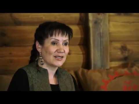 Интервью с сибирской шаманкой Аллой Громовой. Главное - семья! Сила Рода. Мир шамана