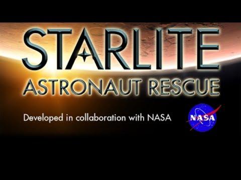 Starlite: Astronaut Rescue - Realistic Martian Expedition Simulator