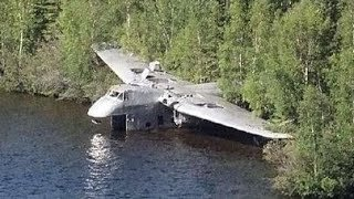12 Most Amazing Abandoned Planes