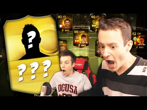 OMG!!! IT JUST GOT BETTER!!!! - FIFA 15 Ultimate Team Pack Opening