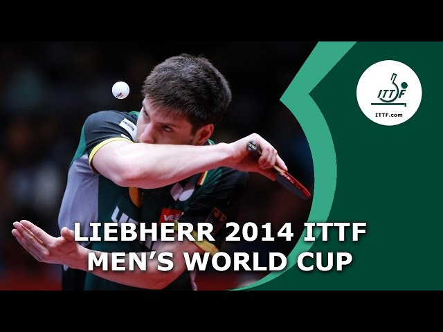 2014 LIEBHERR Men's World Cup is Coming!