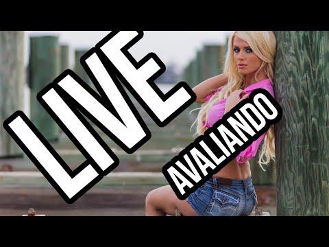 TODO DIA 22:20 - LIVE AVALIANDO NA SINCERIDADE E HUMOR! LIVE GRINGA!