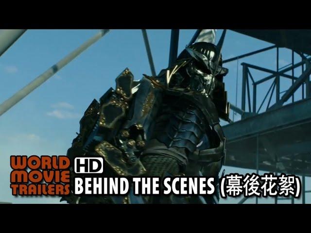 忍者龜:變種世代 幕後花絮-武器篇|台灣|派拉 TMNT Behind the Scenes (Taiwan) (2014) HD