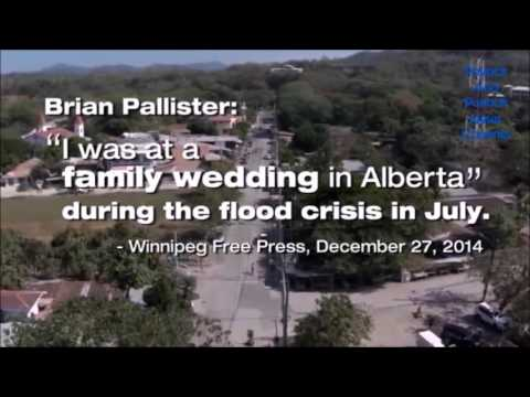 Lyin' Brian Pallister In A Huge Scandal Over His Costa Rica Holdings