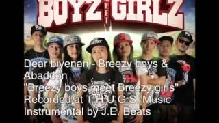 Dear Biyenan - Breezy Boyz & Abaddon (JE Beats)