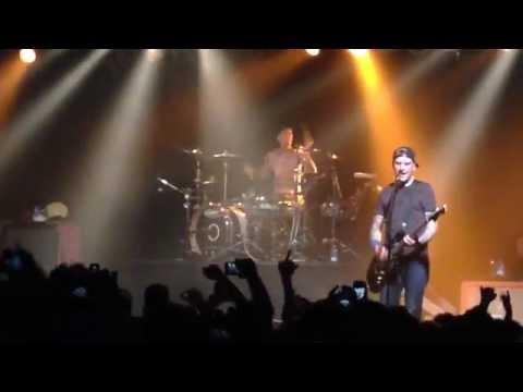 Blink 182 with Matt Skiba I Miss You Live at SOMA San Diego