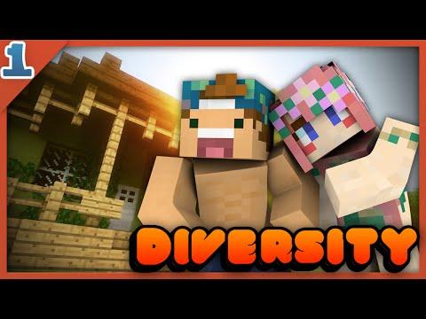 Can't Escape! Diversity- Minecraft Adventure Map video