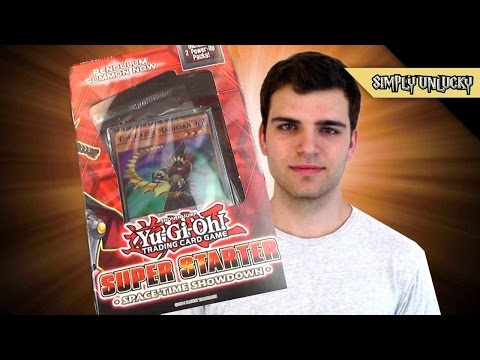 Best Yugioh Super Starter Deck 2014 Space Time Showdown Opening! What Is Pendulum Summoning? video