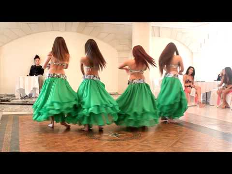 Aphrodite's Nymphs - 2nd Place - Oriental Dreams Festival 2013 - Small Clip