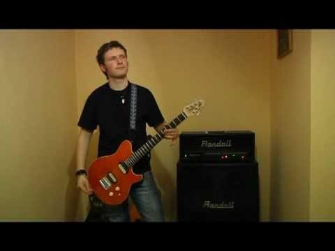 Melodic Guitar Solo / Melodyjne Solo Gitarowe (Justin Sandercoe's Background)