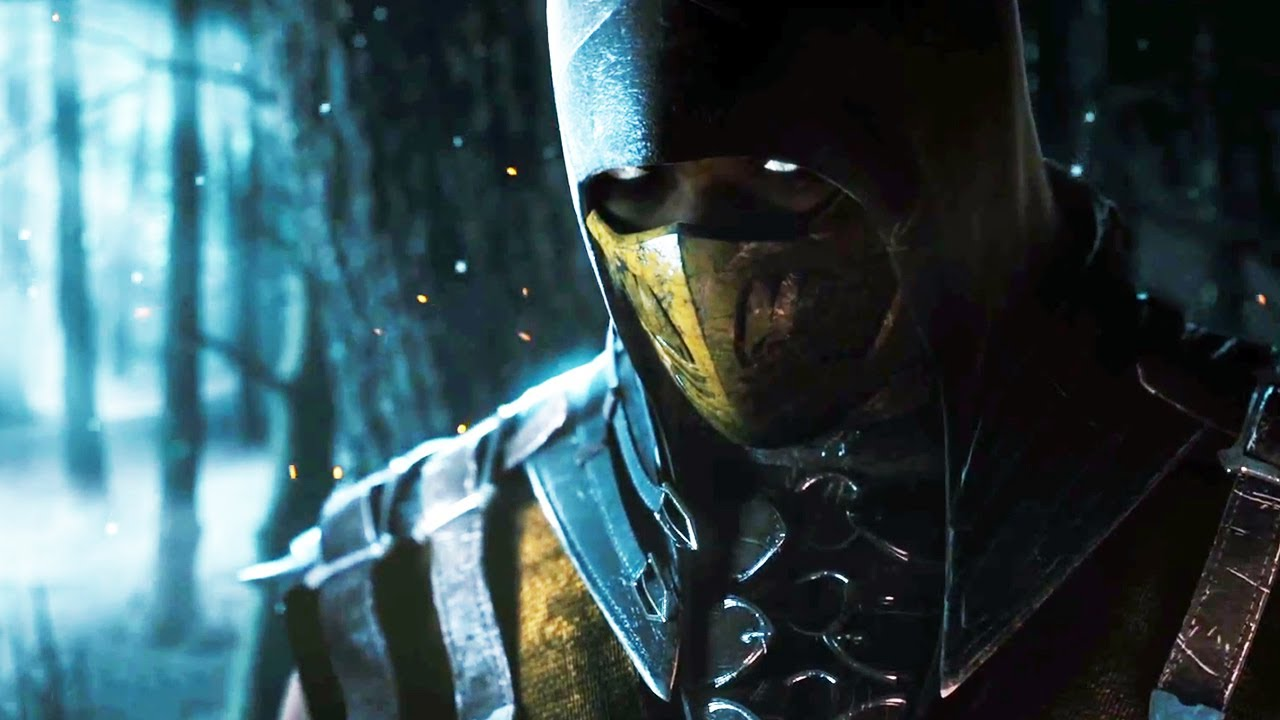 Mortal Kombat X Trailer (1080p) - YouTube