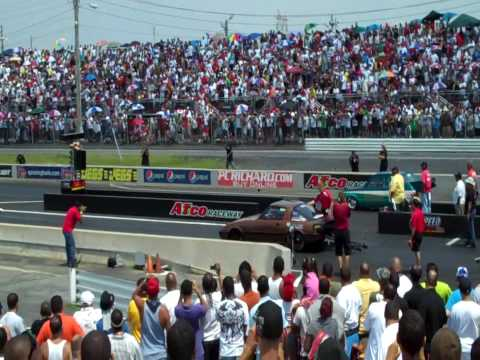 Atco Auto Racing on 2010 Pan American Nats Atco Nj Pr Vs Usa Vid 1