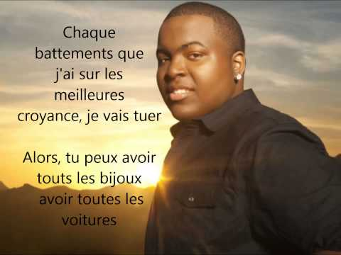 Sean Kingston Ft. Justin Bieber - Won't Stop (french Lyrics) video