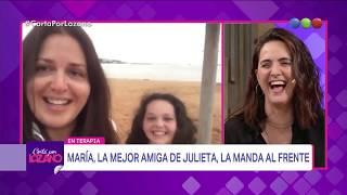 Julieta Díaz en el diván de Vero - Cortá por Lozano 2018