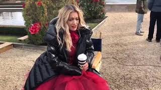 Download Lagu For You - Rita Ora and Liam Payne Behind the scenes Gratis STAFABAND
