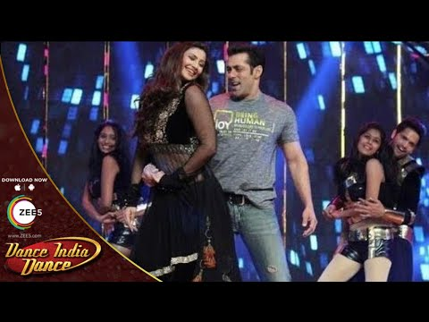 Dance India Dance Season 4 January 18, 2014 - Salman Khan & Daisy video