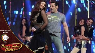 Salman Khan and Daisy Shah's POWER PACKED Performance - Dance India Dance Season 4