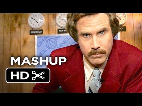 Stay Classy: Ultimate Will Ferrell Movie Mashup (2015) HD