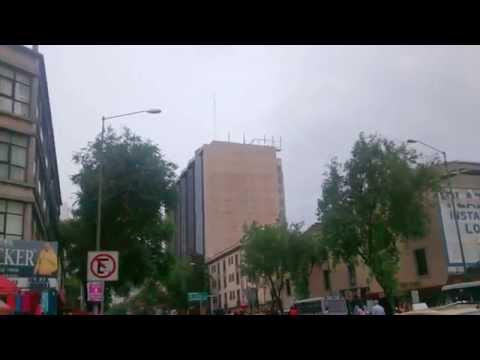 Temblor en  México. 8 de mayo 2014