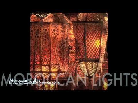 Moroccan lamps Lights Chandelier lantern pendant lights wall sconces Moroccan design
