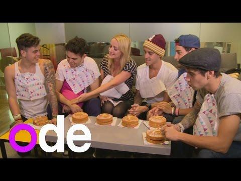 THE JANOSKIANS: 'Real Girls Eat Cake' challenge