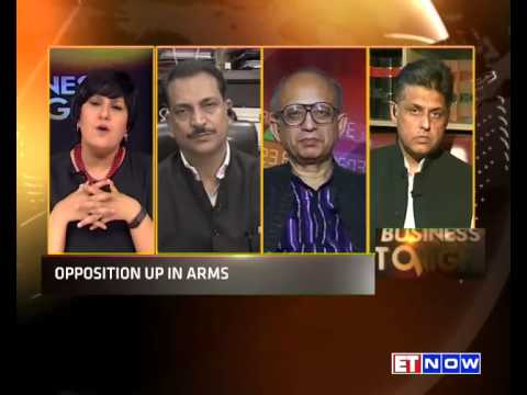 Manish Tewari, Rajiv Pratap Rudy & Swaminathan Aiyar On Budget Session   Discussion