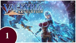 Valkyria Revolution - Walkthrough Part 01 - Prologue Outbreak of War - No Commentary [PS4]