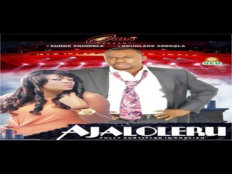 AJALOLERU PART 1 - Latest Yoruba Nollywood Drama Movie - Starring Funk Akindele, Odunlade Adekola