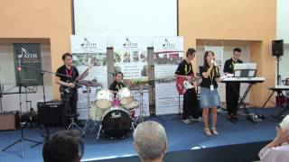 video Our First Person with Disabilities (PWDs) Band, Cactus Rose's debut Performance at Ling Kwang Home for Senior Citizens on 18 Apr 15! The band is made up of persons with different disabilities....