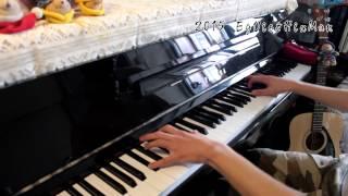 Cross Ange (クロスアンジュ天使と竜の輪舞) ED2  終末のラブソング (Shuumatsu no Love Song) Piano ピアノ arr.EgOistHiuMan HQ
