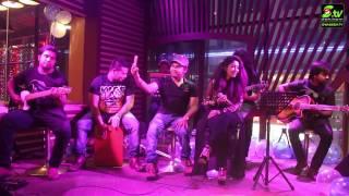 মধু হই হই বিষ  Modhu Hoi Hoi  | BunoKriti Band Live | RJ SaimuR | Bangla New Song 2017 | Swadesh Tv