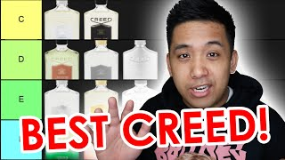 ULTIMATE CREED FRAGRANCE TIER LIST! | CascadeScents