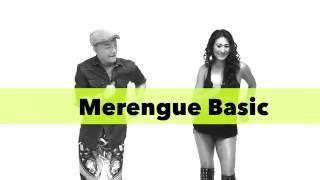 How to Merengue Dance: The Basic Footwork @ClubDanceKing 52 Grooves