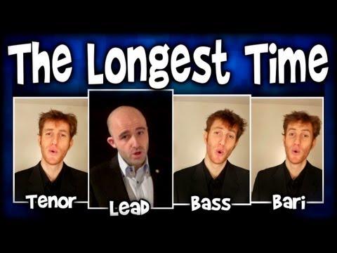 For The Longest Time (Billy Joel) - Barbershop Quartet