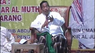 Pengajian Habib Umar Muthohar Kalipucang Kulon (Dukoh Lor) Welahan Jepara