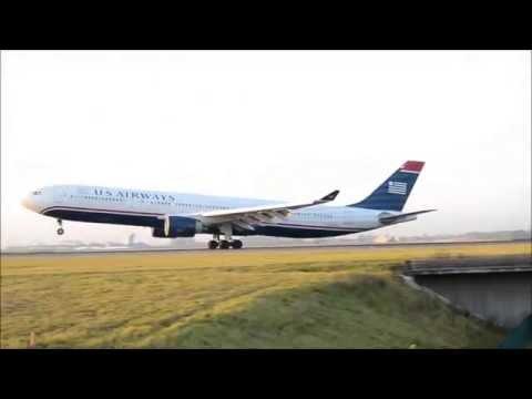 24h of Heavy Arrivals at Paris Charles de Gaulle