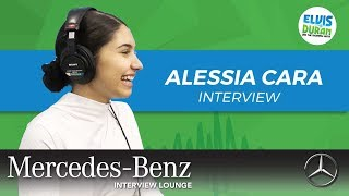 Alessia Cara on Releasing 'The Pains of Growing'   Elvis Duran Show